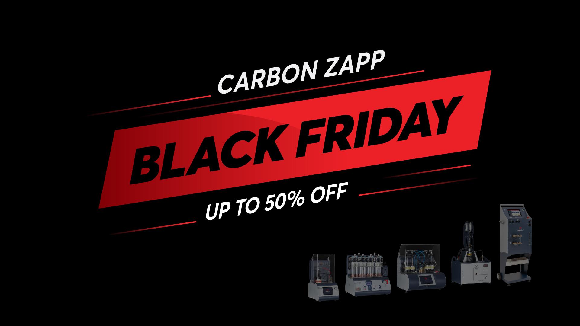 Black Friday Catbon Zapp